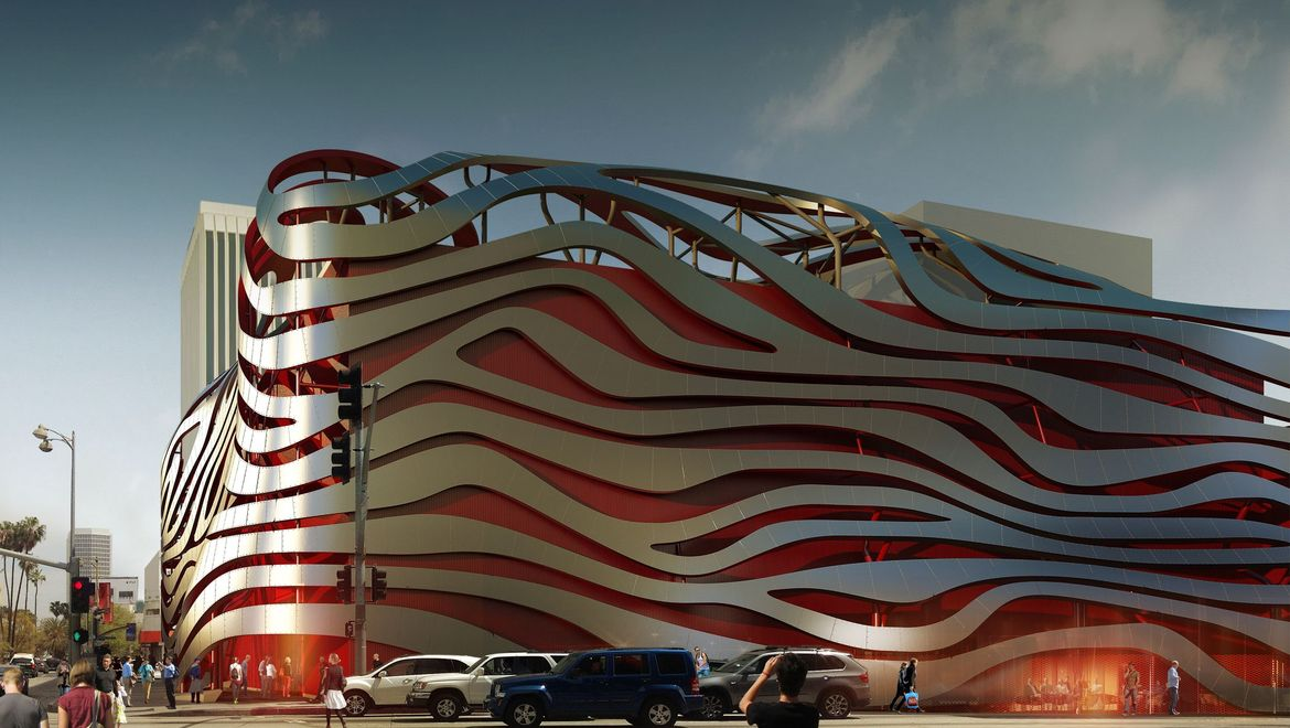 Full petersen automotive museum