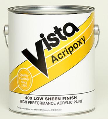 Span4 400 acripoxy