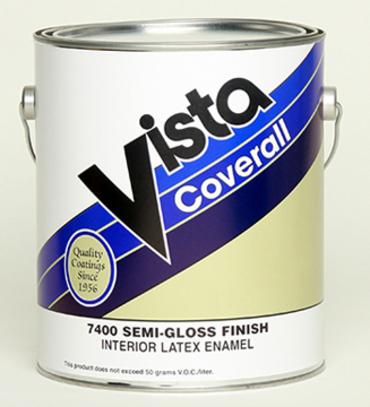 Span4 7400 coverall semi gloss