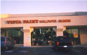 Front of Store